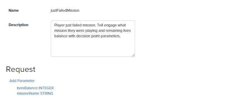 decisionPoint created
