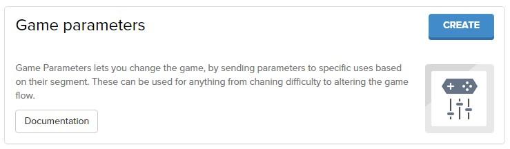 Game-Parameter-Create