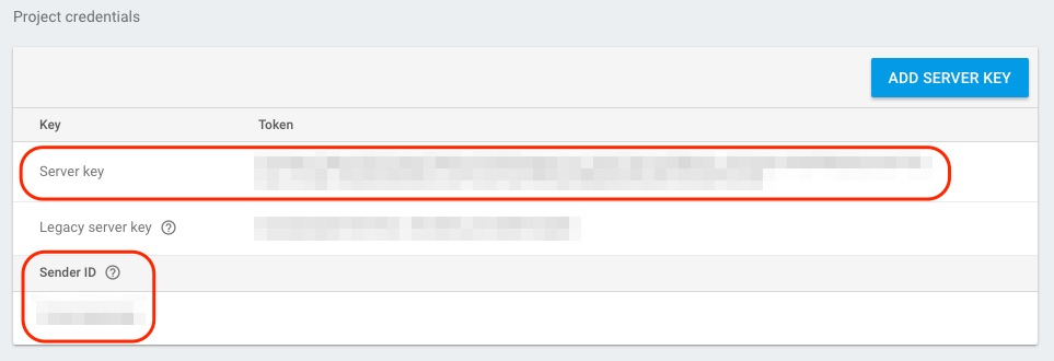 Firebase Cloud Messaging Setup - deltadna documentation